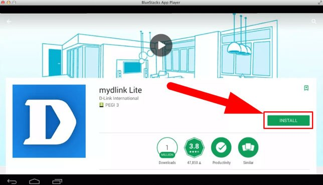 Download, Install and Use Mydlink For PC BlueStack Method - applicable on Windows 107 and MacOS