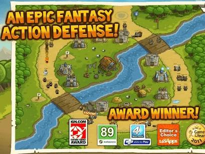Kingdom Rush game review